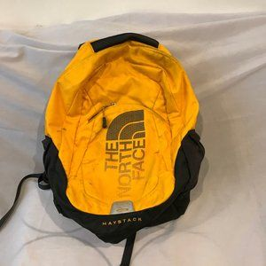 The North Face Haystack Yellow Backpack